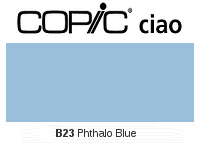 B23 Phtalo Blue - Copic Ciao Marker