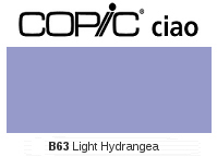 B63 Light Hydrangea - Copic Ciao Marker