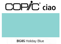 BG05 Holiday Blue - Copic Ciao Marker