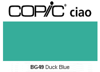 BG49 Duck blue - Copic Ciao Marker