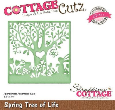 CottageCutz Dies - Spring Tree