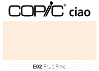 E02 Fruit Pink - Copic Ciao Marker