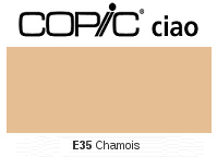 E35 Chamois - Copic Ciao Marker
