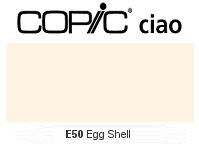 E50 Egg Shell - Copic Ciao Marker
