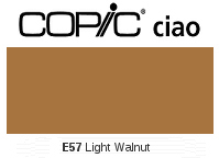 E57 Light Walnut - Copic Ciao Marker