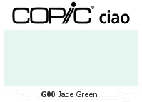 G00 Jade Green - Copic Ciao Marker