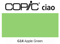 G14 Apple,Green - Copic Ciao Marker