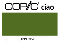 G99 Olive - Copic Ciao Marker
