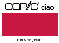 R46 Strong Red - Copic Ciao Marker