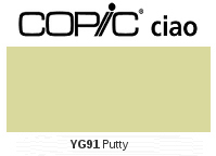 YG91 Putty - Copic Ciao Marker