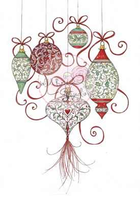 Wild Rose Studio - Baubles