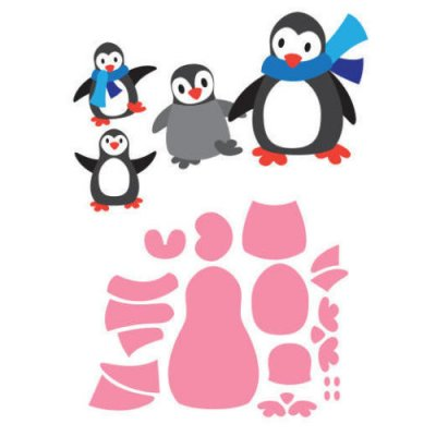 Marianne Design Collectables - Elines Penguin
