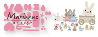 Marianne Design Collectables - Elines Baby Bunny
