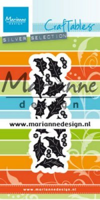 Marianne Design Craftable Punch Die - Holly