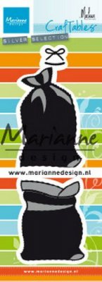 Marianne Design Craftables - Presents Bags by Marleen