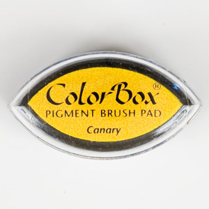 COLORBOX CAT´S EYE CANARY
