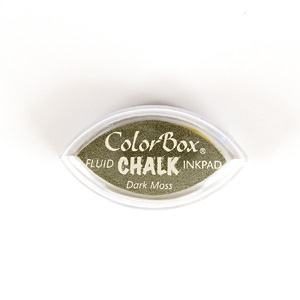 COLORBOX FLUID CHALK CAT'S EYE DARK MOSS