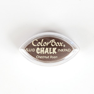 COLORBOX FLUID CHALK CAT'S EYE CHESTNUT ROAN