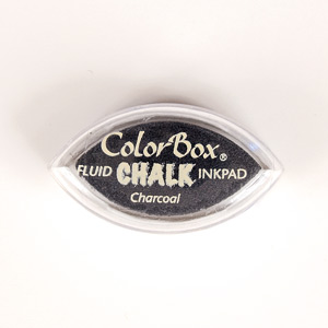 COLORBOX FLUID CHALK CAT'S EYE CHARCOAL