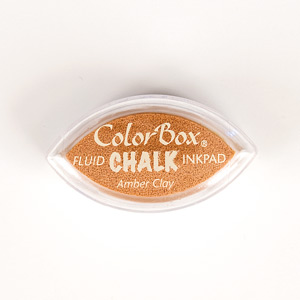 COLORBOX FLUID CHALK CAT´S EYE AMBER CLAY