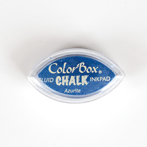 COLORBOX FLUID CHALK CAT´S EYE AZURITE