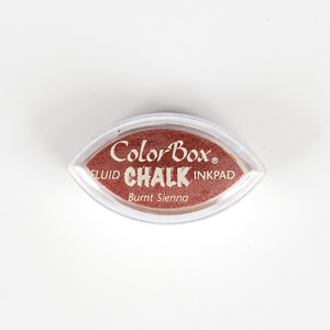 COLORBOX FLUID CHALK CAT´S EYE BURNT SIENNA