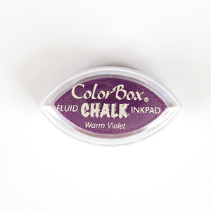COLORBOX FLUID CHALK CAT´S EYE WARM VIOLET