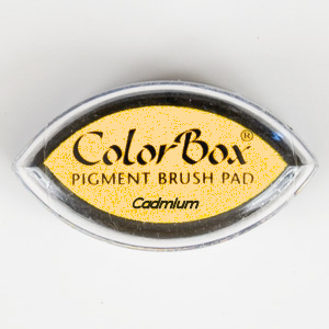 COLORBOX FLUID CHALK CAT´S EYE YELLOW CADMIUM