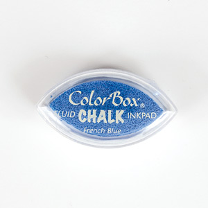 COLORBOX FLUID CHALK CAT'S EYE FRENCH BLUE