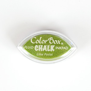 COLORBOX FLUID CHALK CAT´S EYE LIME PASTEL