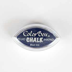 COLORBOX FLUID CHALK CAT´S EYE BLUE IRIS