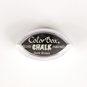 Colorbox Fluid Chalk Cat's Eye - Dark Brown
