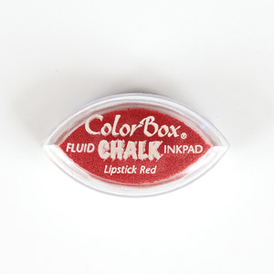COLORBOX FLUID CHALK CAT'S EYE LIPSTICK RED