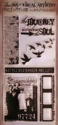 Tim Holz Stampers Anonymous - Lost and Found (clearstamps)
