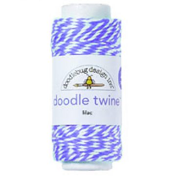 Doodle Twine - Lilac (20 yards)