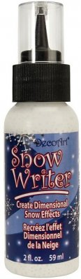 DecoArt Snow Writer (59ml)