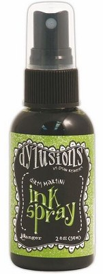 Ranger Dylusions Collection Ink Spray - Dirty Martini