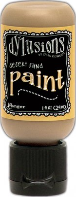 Dylusions Acrylic Paint - Desert Sand (29 ml)
