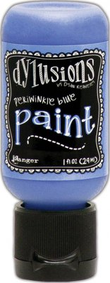 Dylusions Acrylic Paint - Periwinkle Blue (29 ml)