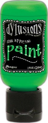 Dylusions Acrylic Paint - Sour Appletini (29 ml)