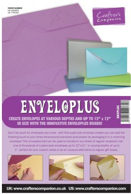 Crafters Companion The Enveloplus