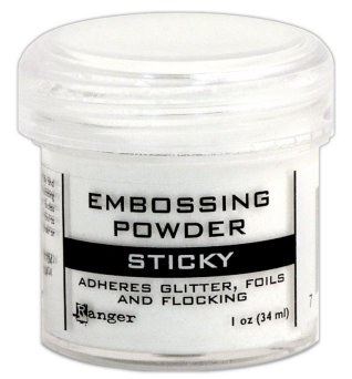 Ranger Embossing Powder - Sticky
