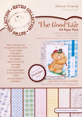 A4 PAPER PACK - THE GOOD LIFE (24 Pack)