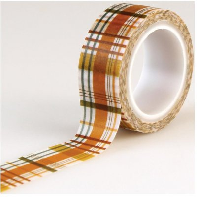 Echo Park Decorative Tape - Fall Is In The Air Plaid