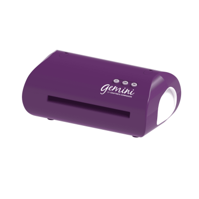 Crafters Companion Gemini Electronic Die-cutting Machine - Limited Edition Purple Model