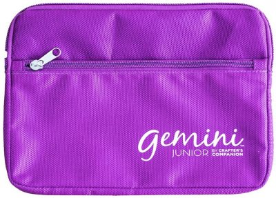 Crafters Companion Gemini Junior Accessories - Plate Storage Bag