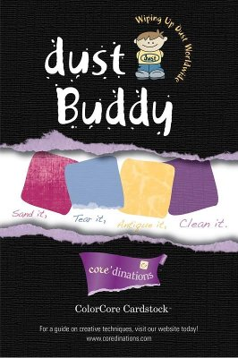 Coredinations - Dust Buddy Special Cleaning Cloth