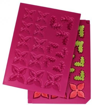 Heartfelt Creations Shaping Mold - 3D Christmas Poinsettia