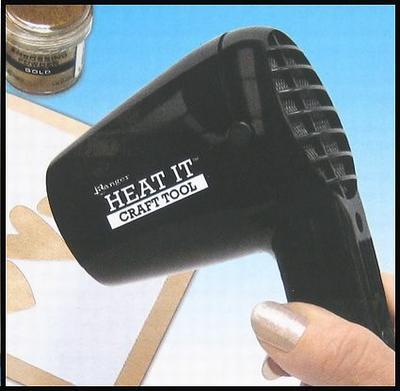 Ranger heat it craft tool black 240v european plug for Ranger heat it craft tool