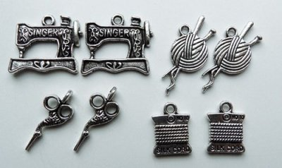 Marianne Design - Knitting and Crochet Charms